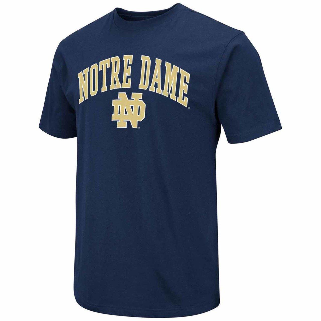 67dd3b2c0 Blue Notre Dame T Shirt - Querciacb