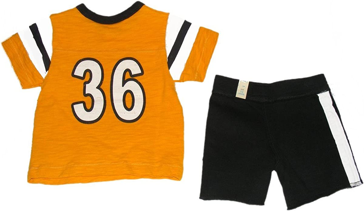 Baby Boys Bear Cubs Theme Shorts Set The Childrens Place 12 Months