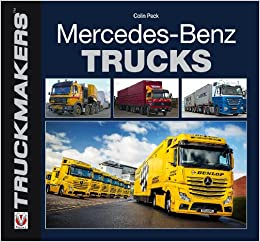 Book Mercedes-Benz Trucks (Truckmakers)
