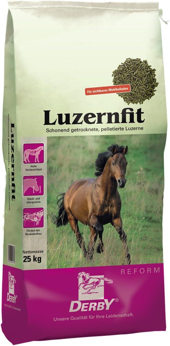 25 kg Derby Luzernfit pell