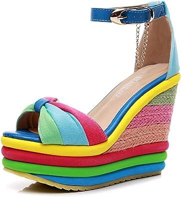 Stylein Womens Gladiator Ankle Strap