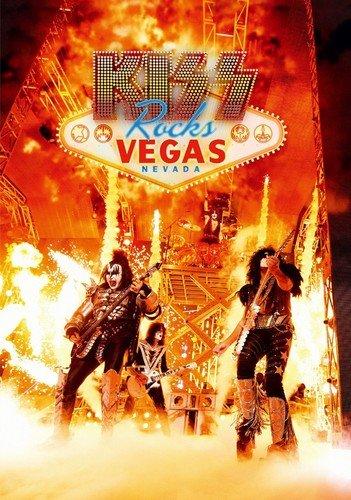 Blu-ray : Kiss Rocks Vegas: Limited 2 CD BD Edition (Japan - Import, 3 Disc)