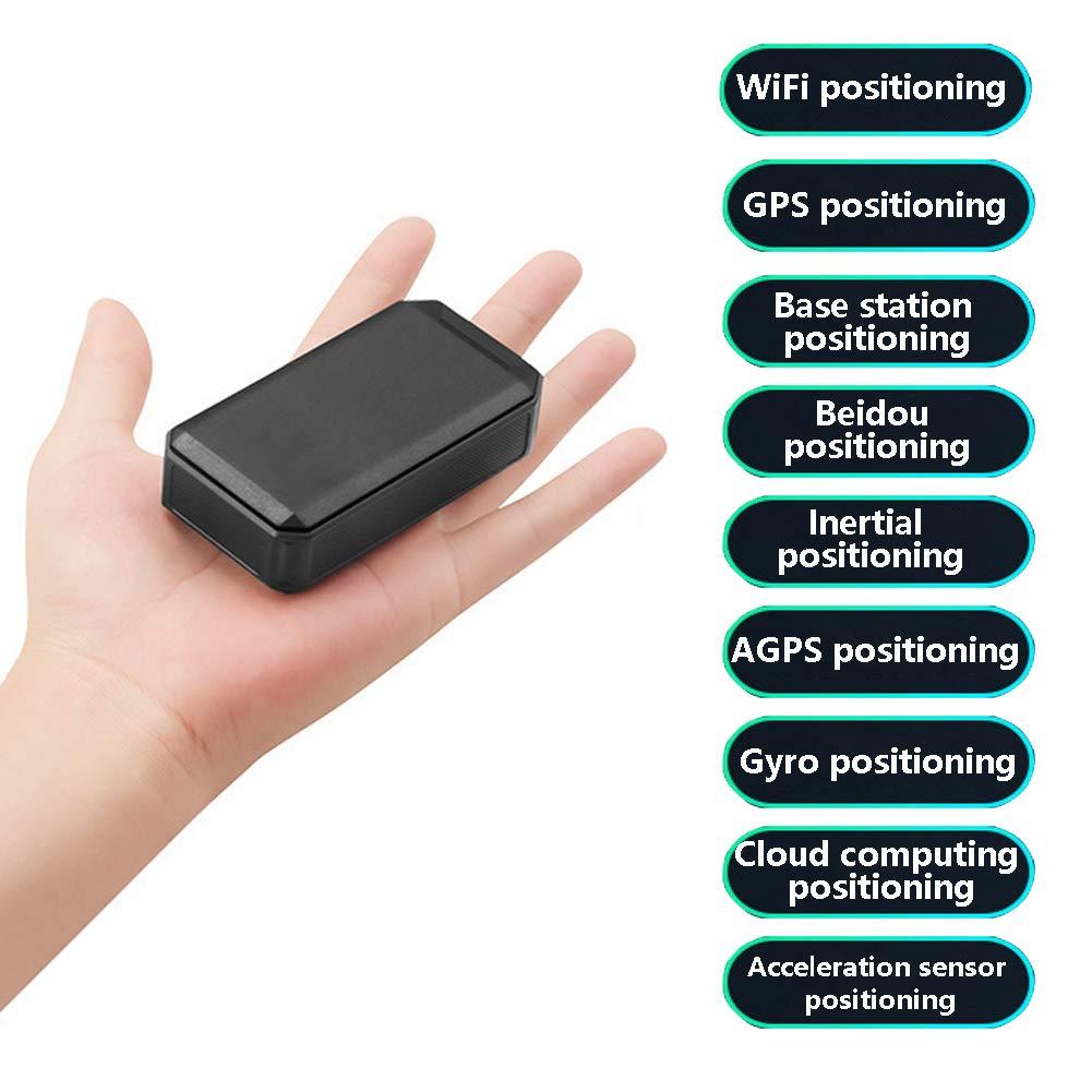 Amazon.com: OMZBM Mini dispositivo de rastreador GPS ...