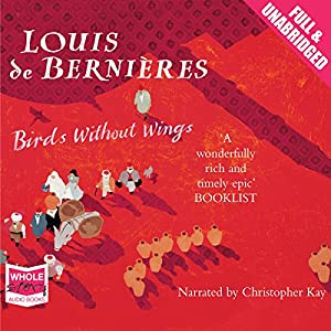 Birds Without Wings Audiobook