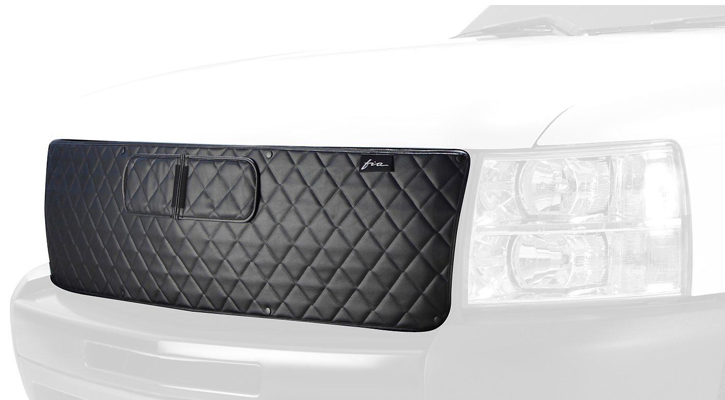 Fia Custom Fit Winter Front/Bug Screen - (Black) WF921-14