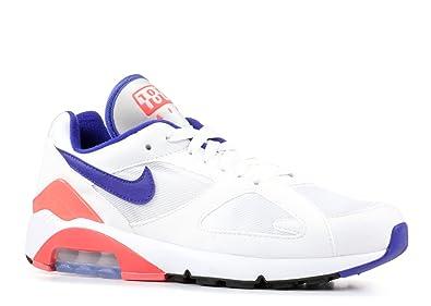 Air Max 180 Hommes Chaussures De Gymnastique, Nike Bianco