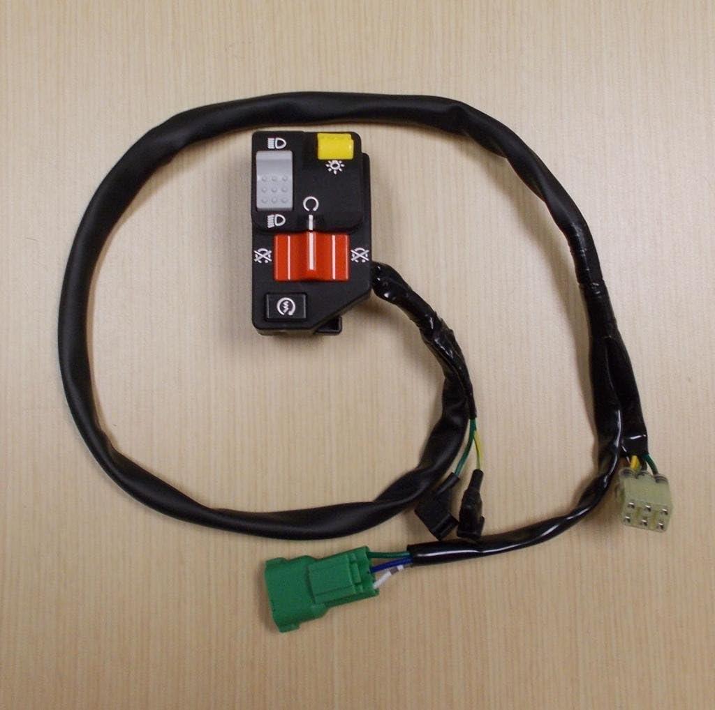 1999 – 2004 Honda TRX 400 TRX400 TRX400EX arranque eléctrico Kill Head interruptor de luz