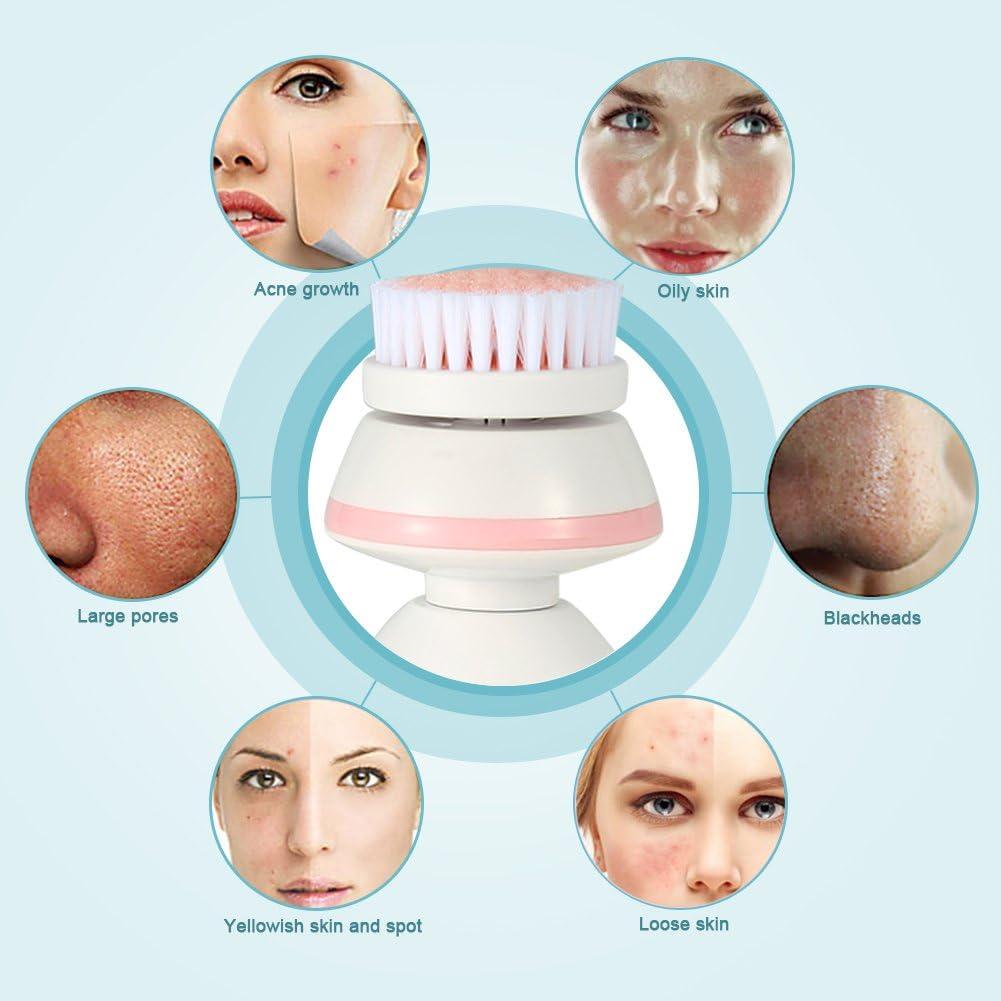 3 en 1 Facial dispositivo de masaje, multifuncional eléctrico Lady ...