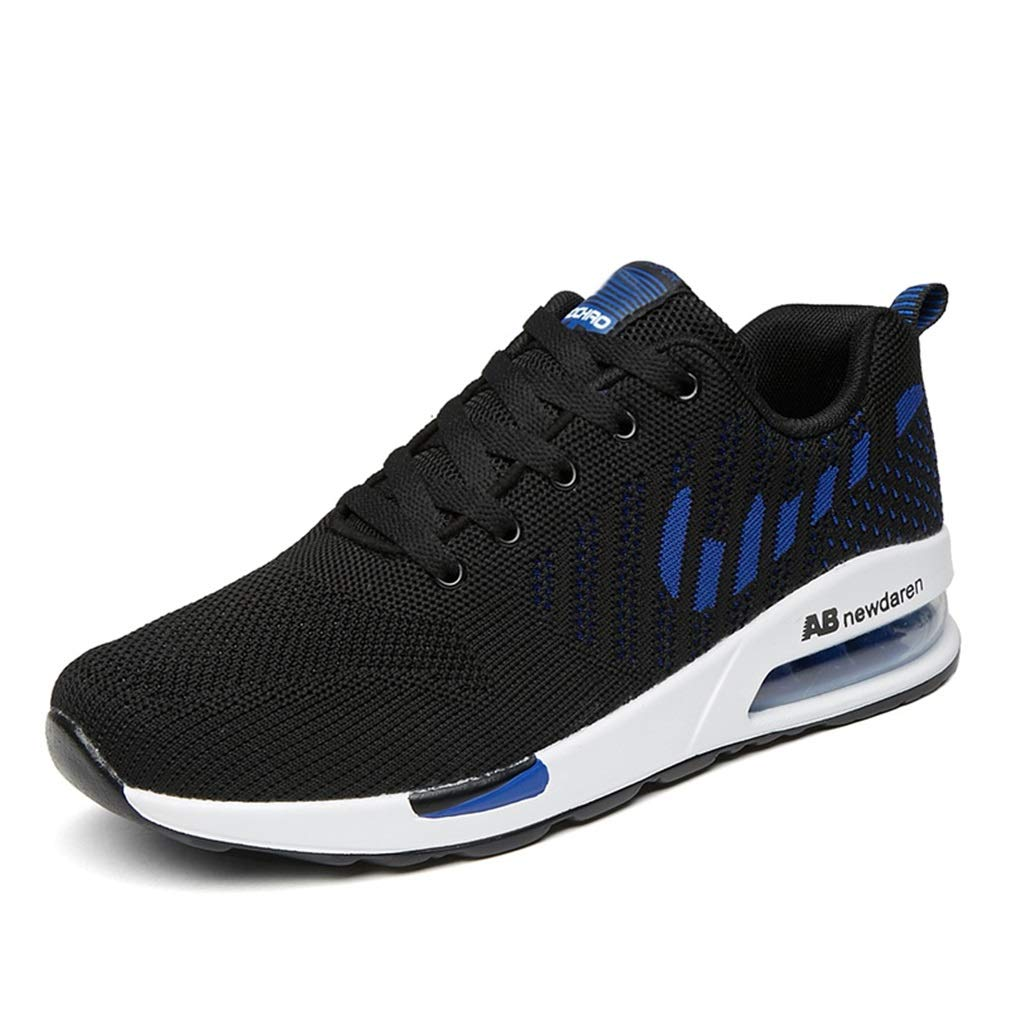9bcc8edb58af7 Amazon.com | Exing Men's Shoes Fall New Knit Casual Shoes/Wear ...