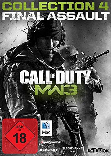 Call of Duty - Modern Warfare 3 DLC Collection 4 - Final Assault [Mac Steam Code]