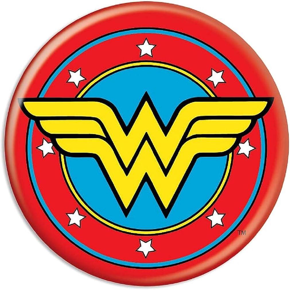 Ata-Boy DC Comics Wonder Woman Logo Accessory Collection