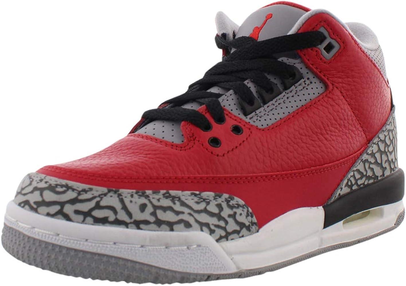Nike Air Jordan 3 Retro Se (gs) Big Kids Cq0488-600