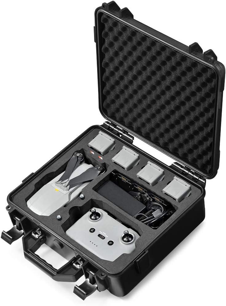 Estuche de transporte Lekufee compatible con DJI Mavic Air 2