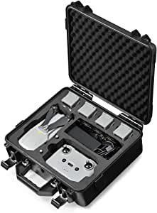 Lekufee Carrying Case for New DJI Mavic Air 2 Fly More Combo - Drone Quadcopter -More Mavic Air 2 Accessories