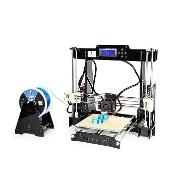 SainSmart InstaRep Impresora 3D A8 Similar Prusa I3 DIY ...