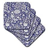 3dRose William Morris Cherwell Chintz Pattern in