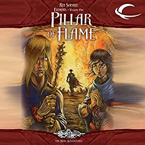 Pillar of Flame Audiobook