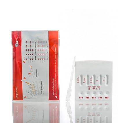 Test rápido Multidrogas Drug-Detect Multi 11T - 1 test