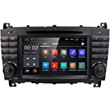 7 inch Dash Android 8.1 Car Stereo DVD Player 2 Din Head Unit GPS Navigation for