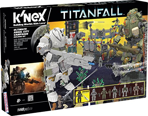 K'nex Titanfall - Ultimate Angel City Campaign Building Set