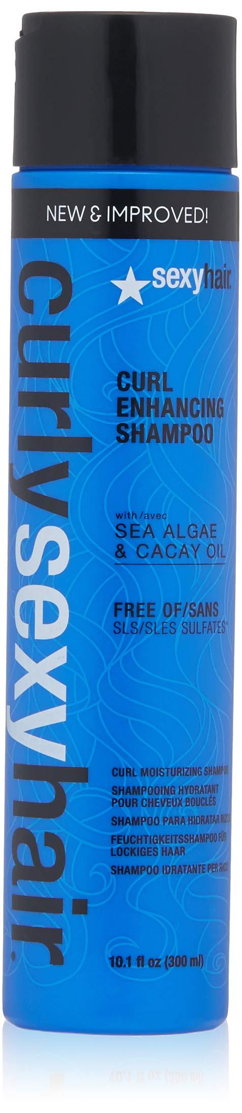 SEXYHAIR Curly Curl Enhancing Shampoo, 10.1 fl. oz. by SEXYHAIR
