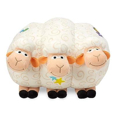 Disney Billy, Goat, and Gruff Plush – Toy Story 4 – Medium – 10'': Toys & Games