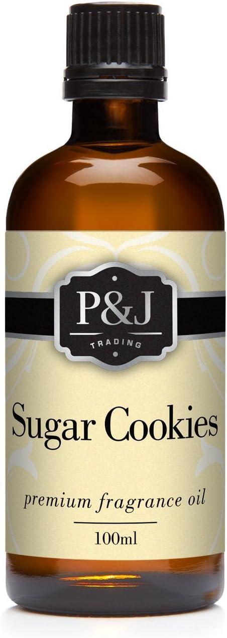 Sugar Cookies Fragrance Oil - Premium Grade Scented Oil - 100ml/3.3oz
