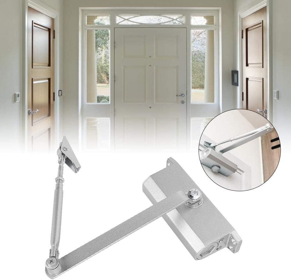Multi‑Functional Commercial Fireproof Door Hardware Door Security System for 40-60KG 60-100CM Doors Business Institutions Hotel doors Community