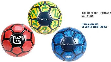 Safari Sub Balon Futbol Fantasy: Amazon.es: Deportes y aire libre