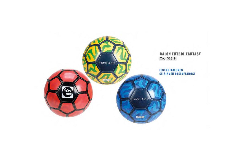 Safari Sub Balon Futbol Fantasy  Amazon.es  Deportes y aire libre e7f3932db9e5a