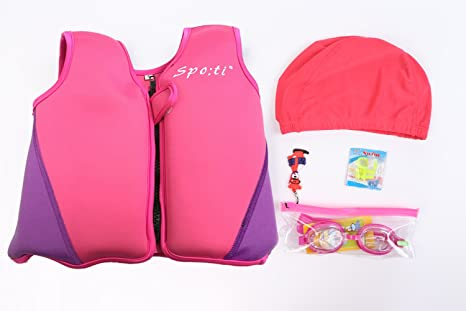 Titop Infant Baby Life Jacket Under 20 Lbs Children Life Vest Bright Pink  Small Package+ 9023f07d272c