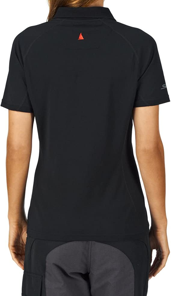 Musto Ladies Evolution Sunblock Polo Top en Negro - Mujer - Camisa ...