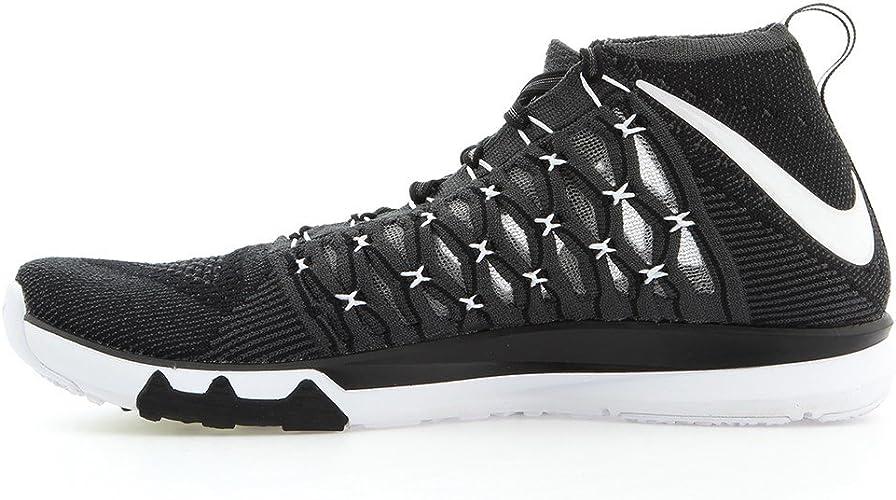 Sudán Enojado Salvaje  Nike Nike train ultrafast flyknit, Men's Hiking shoes, Black (Black (black  / white-dark gray)), 9.5 UK (44.5 EU): Amazon.co.uk: Shoes & Bags