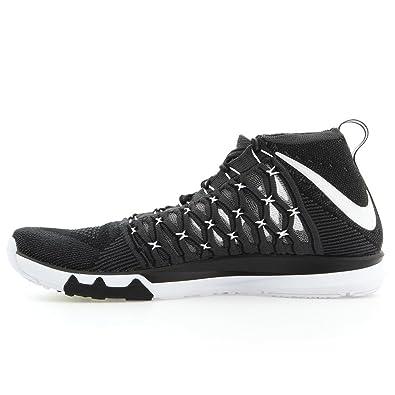 Nike Herren Train Ultrafast Flyknit Wanderschuhe, Schwarz (Schwarz  (Schwarz/Weiß-Dunkelgrau
