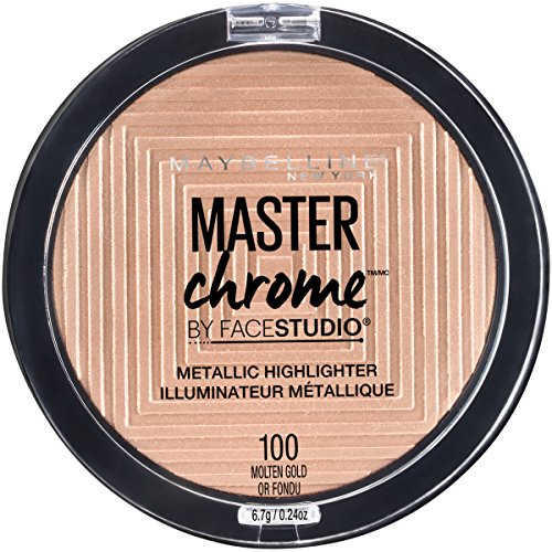 Maybelline New York Face Studio Master Chrome Meta…