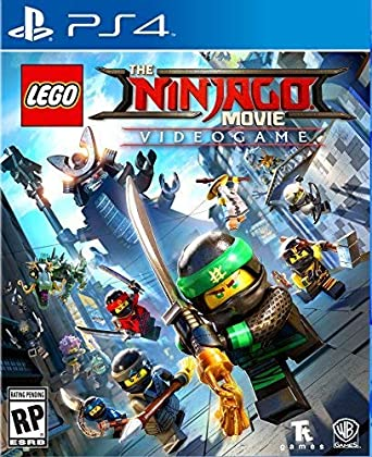 Amazon Com The Lego Ninjago Movie Videogame Playstation 4 Whv Games Video Games