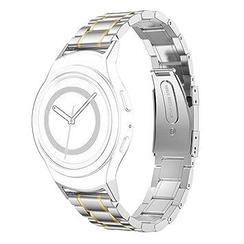 Gear S2 correa, angolf Samsung Gear S2 reloj inteligente ...