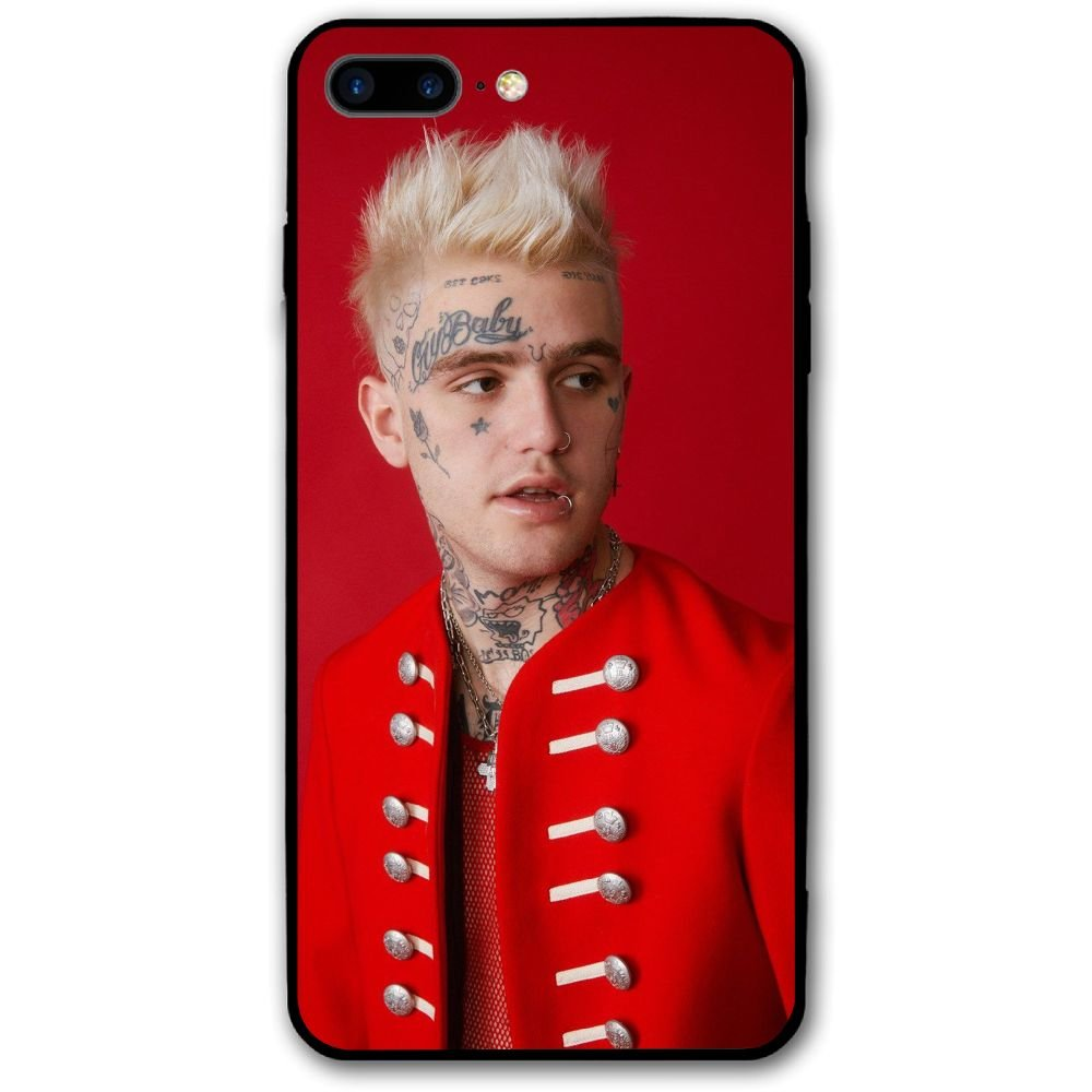 new arrival b6c88 ae7c1 Lil Peep Custom Phone Case Apple iPhone 8 Plus for 5.5 Inch