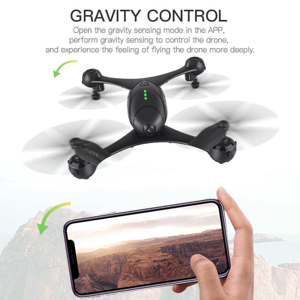 Goolsky KF600 Drohne mit 720P HD Kamera live übertragung,WiFi FPV ...