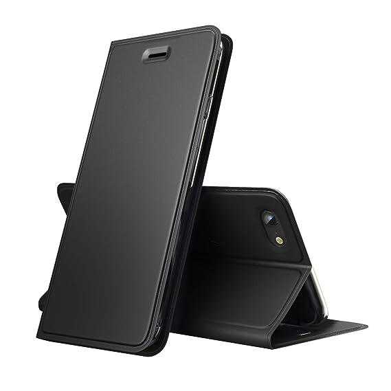 black flip iphone 8 case