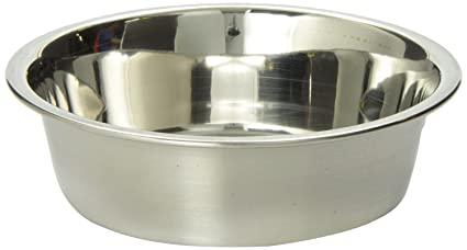 Pet Supplies   Bergan Stainless Steel Bowl 9eb083822
