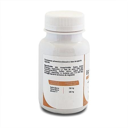 SANON - SANON Espino Blanco 100 comprimidos de 500 mg: Amazon.es: Salud y cuidado personal