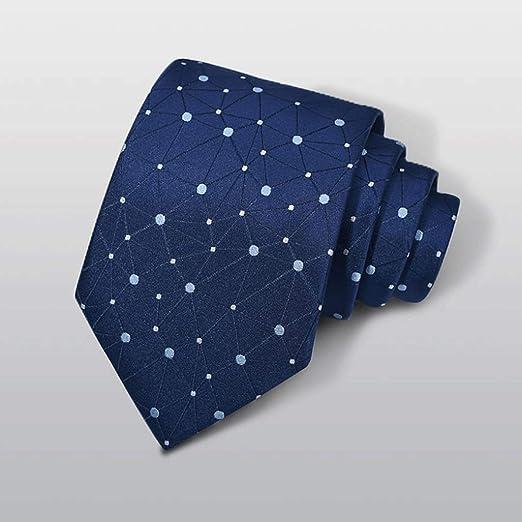 YXN Corbatas Azules/Lugar de Trabajo Hombres de Negocios Corbata ...