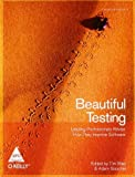 img - for Beautiful Testing by Tim Riley (2009-12-01) book / textbook / text book