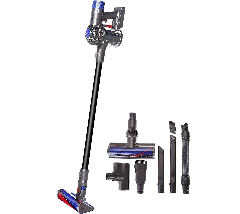 Dyson V6 Absolute Pro Bundle Vacuum Cleaner, Iron #235860-01