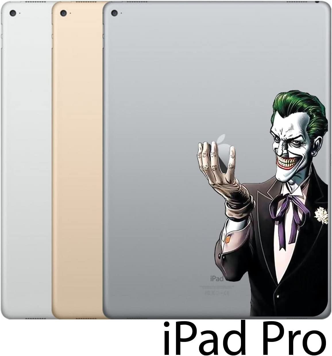 The Joker Decal for iPad Pro (12.9