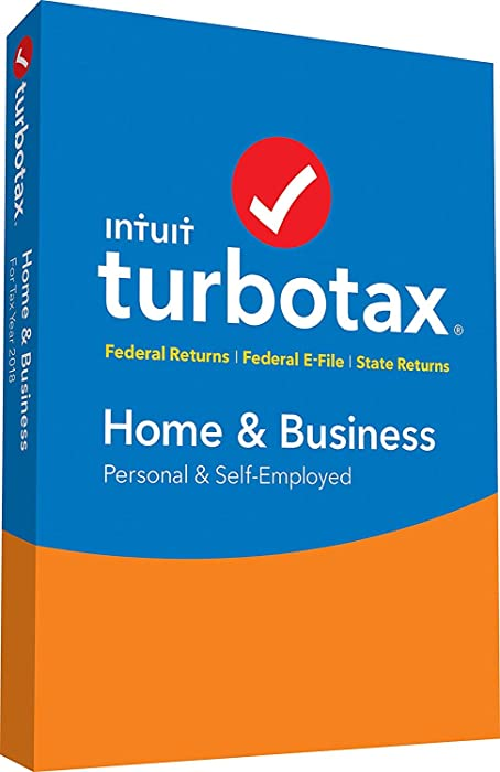 Top 9 Turbo Tax Home Business 2018