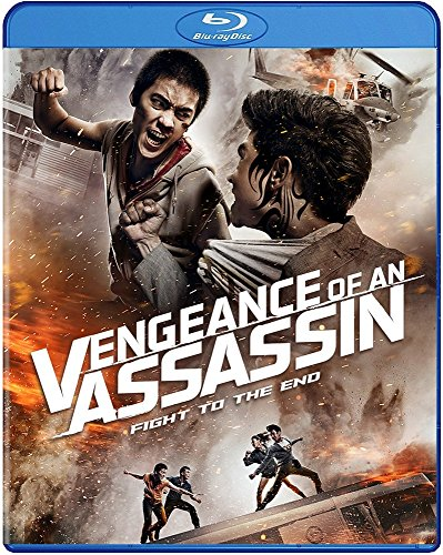 Blu-ray : Vengeance Of An Assassin (Blu-ray)