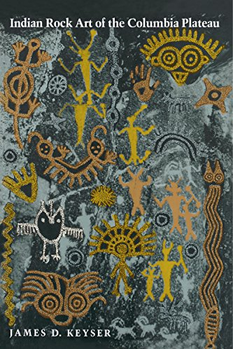 (Indian Rock Art of the Columbia Plateau (Samuel and Althea Stroum Books))