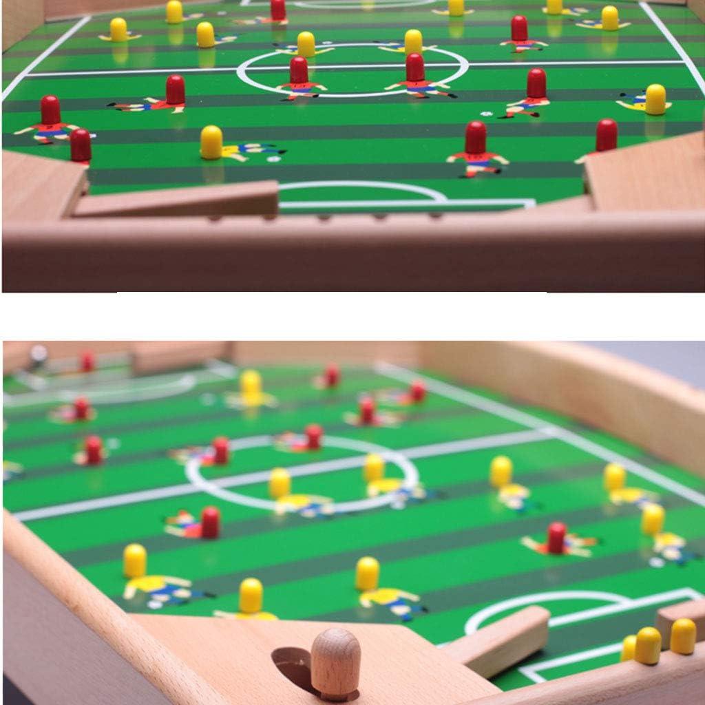 Fútbol De Mesa Juguetes De Juegos De Fútbol juguetes Interactivos Entre Padres E Hijos Juguetes De Billar De Sabiduría Para Niños Juguetes De Fútbol De Competición Doble Juguetes De Desarrollo Intel: Amazon.es: